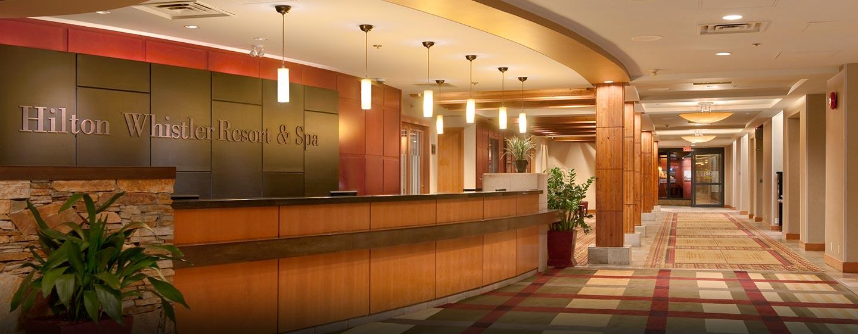 Hôtel Hilton Whistler Resort & Spa, CB - Réception