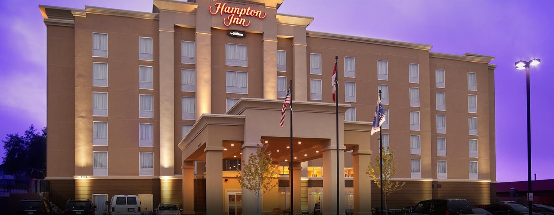 Hôtel Hampton Inn by Hilton North Bay - Extérieur de l'hôtel