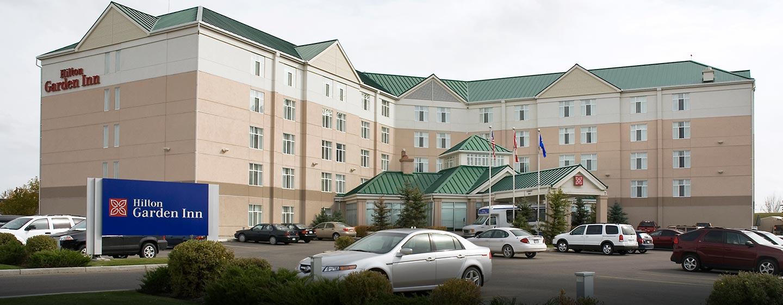Hôtel Hilton Garden Inn Calgary Airport, AB, Canada - Extérieur