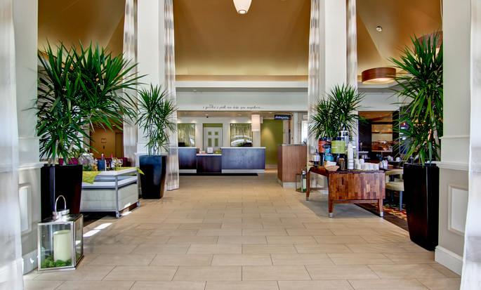 Hôtel Hilton Garden Inn Calgary Airport, AB, Canada - Hall