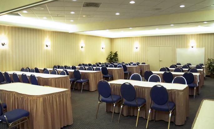 Hôtel Hampton Inn & Suites By Hilton Calgary-University Northwest, Alb., Canada - Salle de réunion Stampede