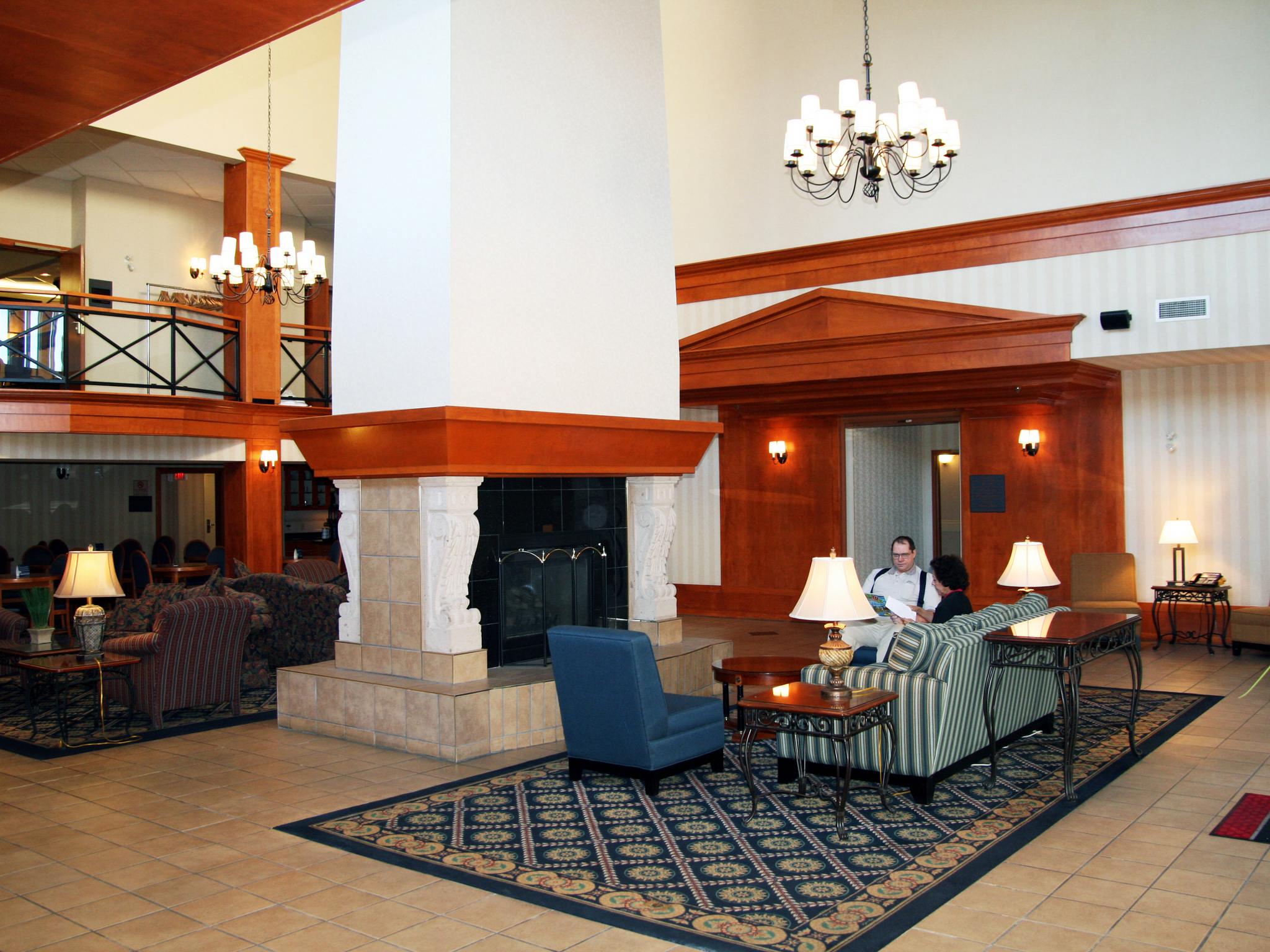 Hôtel Hampton Inn & Suites By Hilton Calgary-University Northwest, Alb., Canada - Hall