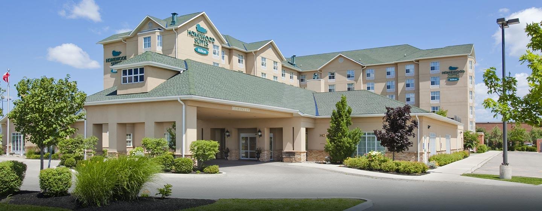 Hôtel Homewood Suites by Hilton Cambridge-Waterloo, Ontario - Extérieur de l'hôtel