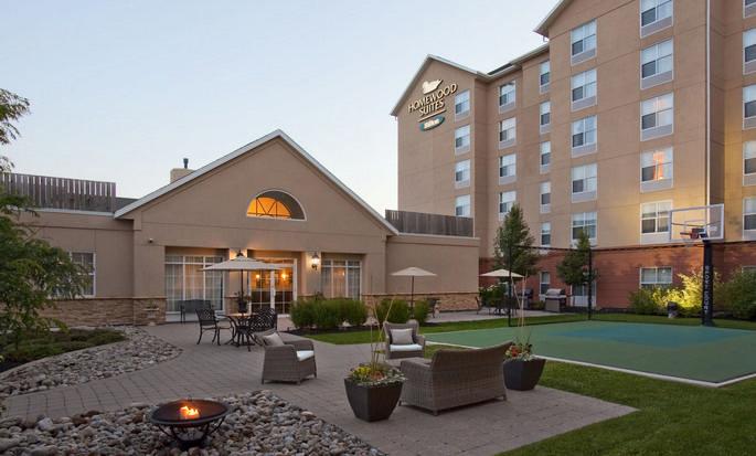 Hôtel Homewood Suites by Hilton Cambridge-Waterloo, Ontario - Extérieur