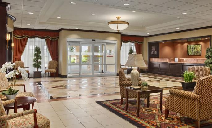 Hôtel Homewood Suites by Hilton Cambridge-Waterloo, Ontario - Hall