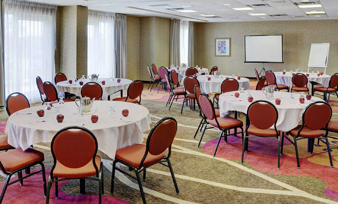 Hôtel Hilton Garden Inn Kitchener/Cambridge - Salle de réunion