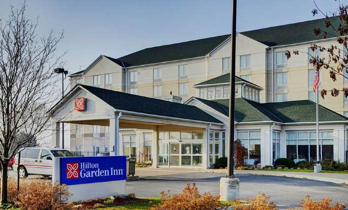 Hôtel Hilton Garden Inn Kitchener Cambridge, Canada - Extérieur