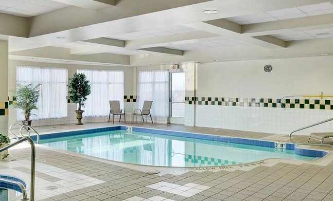 Hôtel Hilton Garden Inn Kitchener Cambridge, Canada - Piscine intérieure
