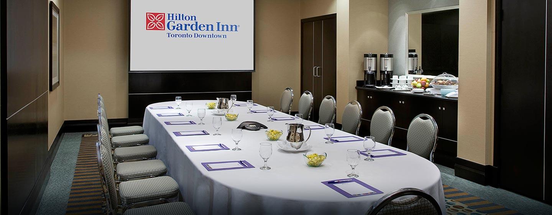 Hôtel Hilton Garden Inn Toronto Downtown, ON, Canada - Salle de réunion Adelaide