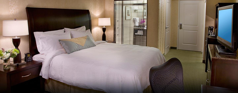 Hôtel Hilton Garden Inn Toronto Downtown, ON, Canada - Chambre Oasis