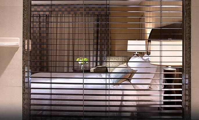 Hôtel Hilton Garden Inn Toronto Downtown, ON, Canada - Salle de bains de la chambre Oasis