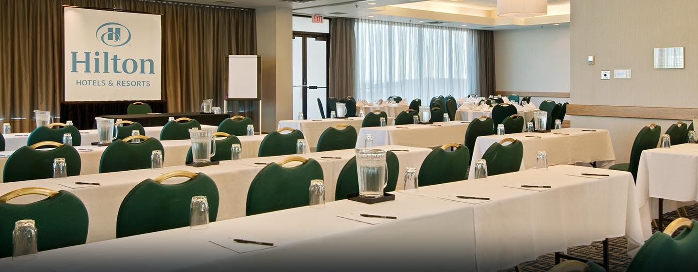 Hôtel Hilton Toronto Airport Hotel & Suites - Salle de réunion Dundas