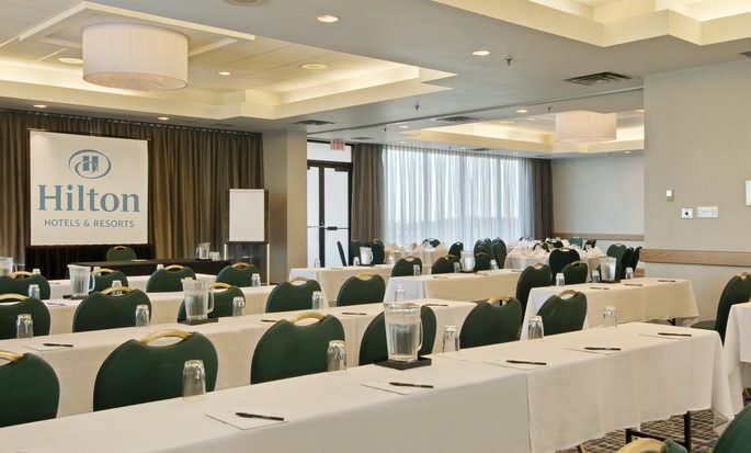 Hilton Toronto Airport Hotel & Suites, ON, Canada - Salle de réunion