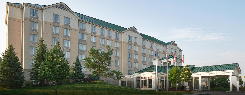 Hôtel Hilton Garden Inn Toronto/Mississauga, ON, Canada - Bienvenue