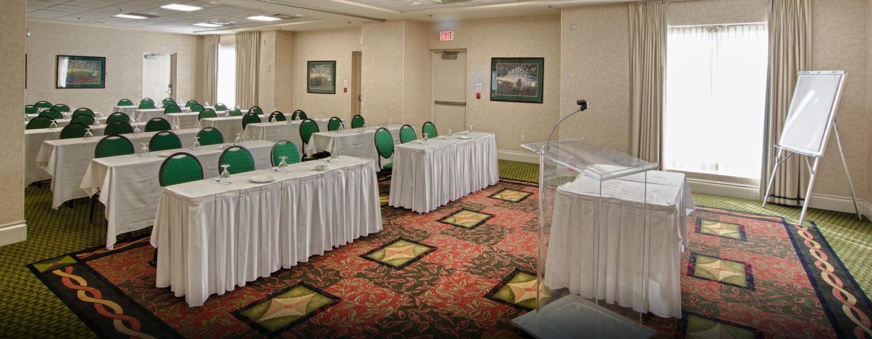 Hôtel Hilton Garden Inn Toronto/Mississauga, ON, Canada - Salle de réunion Ontario
