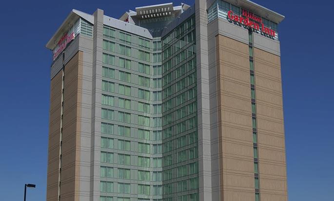 Hôtel Hilton Garden Inn Toronto Airport, ON, Canada - Vue extérieure