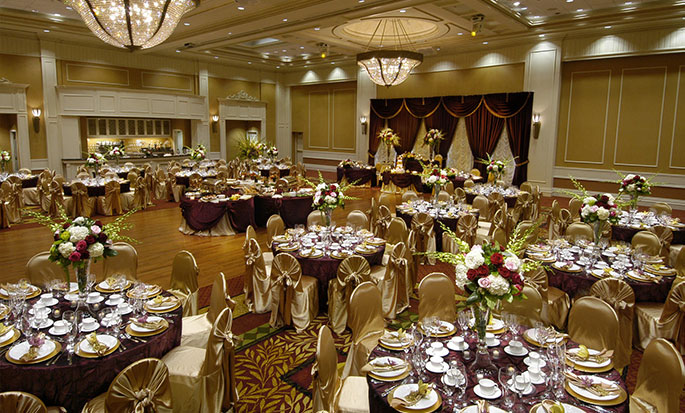 Hôtel Hilton Garden Inn Toronto/Vaughan, ON, Canada - Salle Toscana