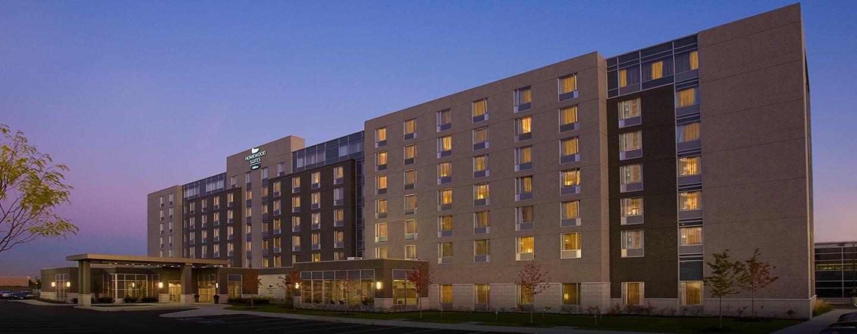 Hôtel Homewood Suites by Hilton Toronto Vaughan - Extérieur