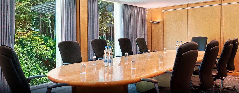 Hôtel Hilton Zurich Airport, Suisse - Salle de conférence
