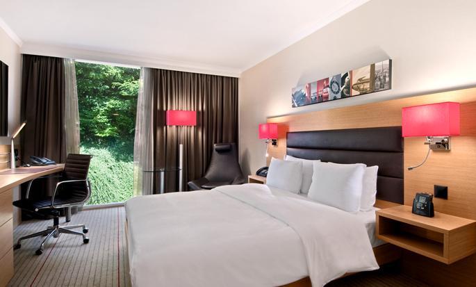 Hôtel Hilton Zurich Airport, Suisse - Entrée