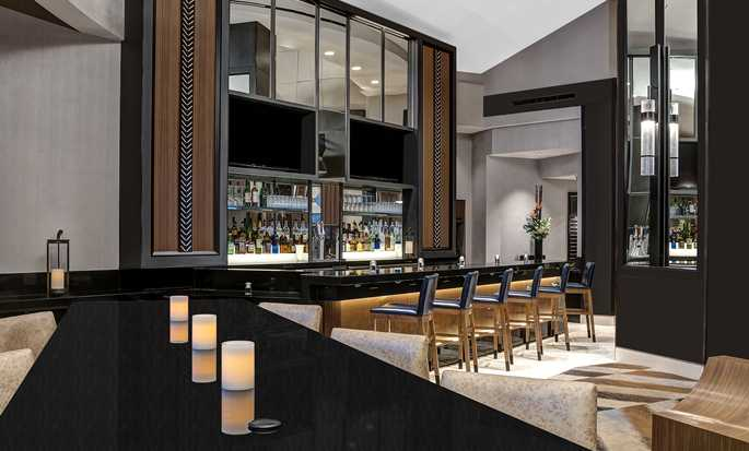 Hotel DoubleTree Suites by Hilton New York City - Times Square - Nueva York, NY - Lobby Bar