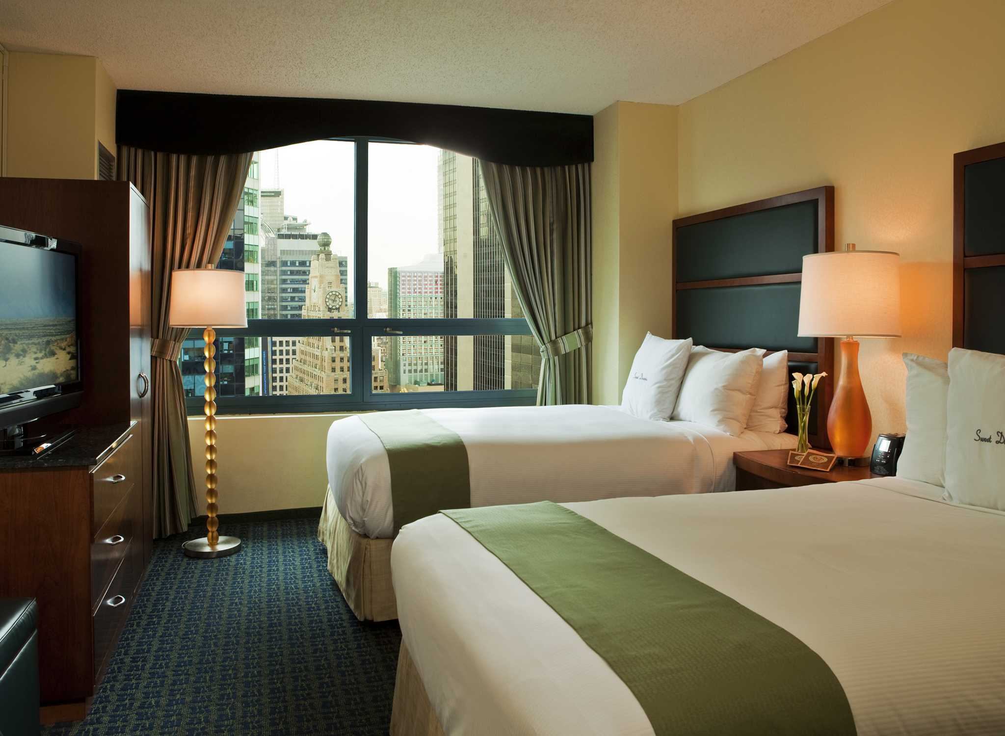 Hoteles En Times Square Doubletree Suites By Hilton New