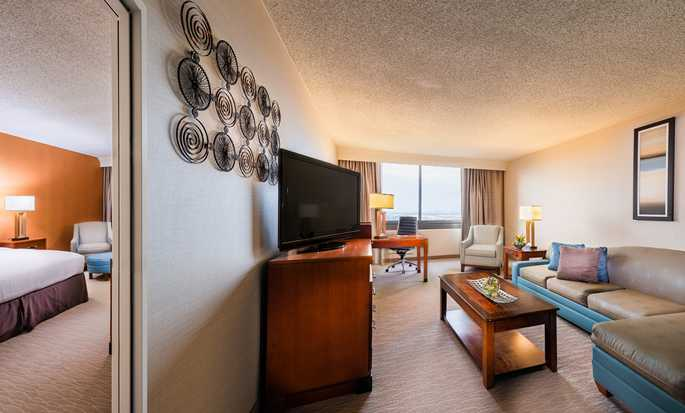 Hotel DoubleTree by Hilton Anaheim - Orange County, E.E.U.U. - Suite Parlor