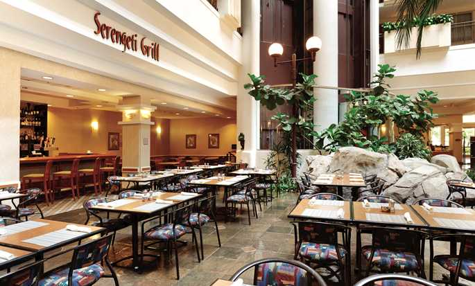 Hotel Embassy Suites Anaheim - South, California - Serengeti Grill