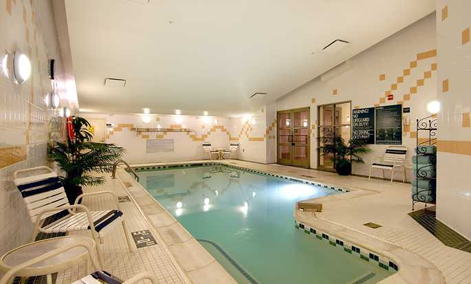 Hilton Garden Inn Washington DC Downtown hotel, U.S. - Indoor Pool