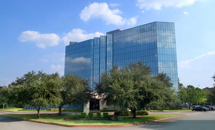 Hotel Hilton Houston Westchase, Houston, Texas - Fachada del hotel
