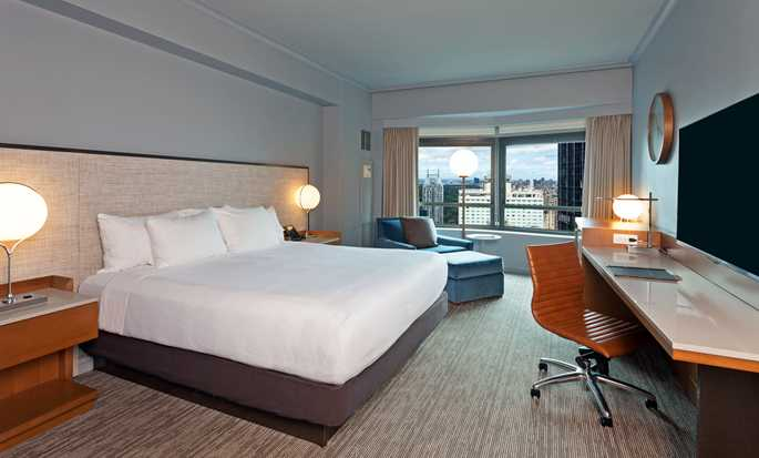 New York Hilton Midtown, NY - Suite ejecutiva