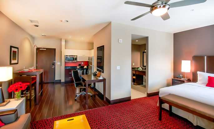 Hotel Homewood Suites by Hilton Denver Downtown-Convention Center, Colorado, Estados Unidos - Cocina de la suite