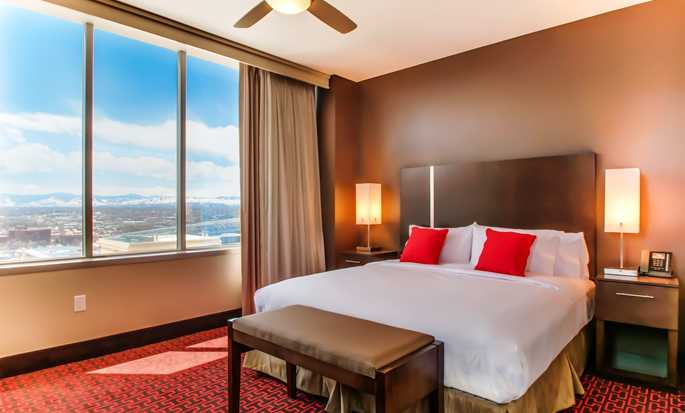Hotel Homewood Suites by Hilton Denver Downtown-Convention Center, Colorado, Estados Unidos - Suite urbana