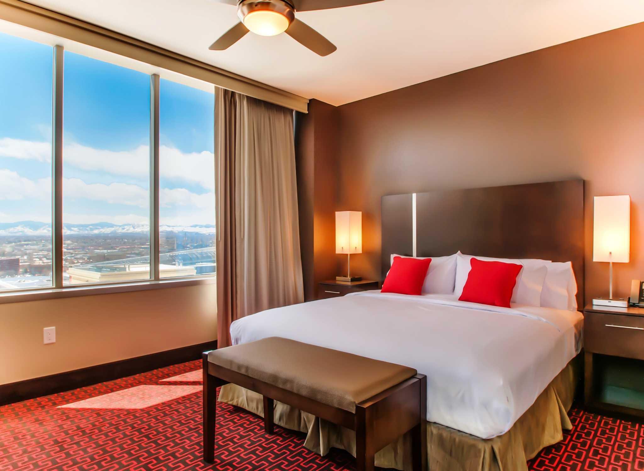 Hotel Homewood Suites En El Centro De Denver  Cerca Del