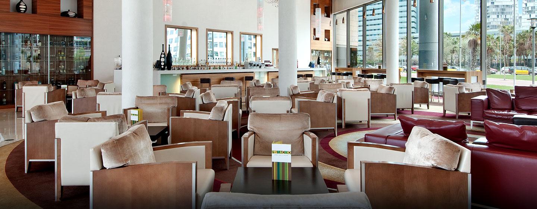 Hilton Diagonal Mar Barcelona, España - Pistaccio Lobby Bar