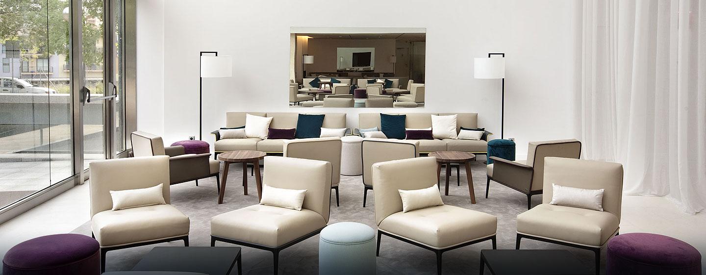 Hotel Hilton Barcelona, España - Lobby