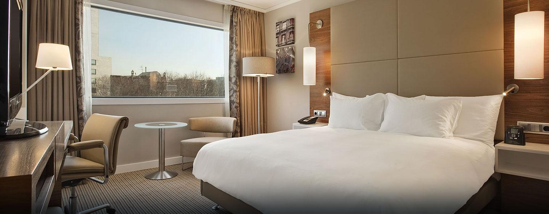 Hotel Hilton Barcelona, España - Habitación Hilton con cama King