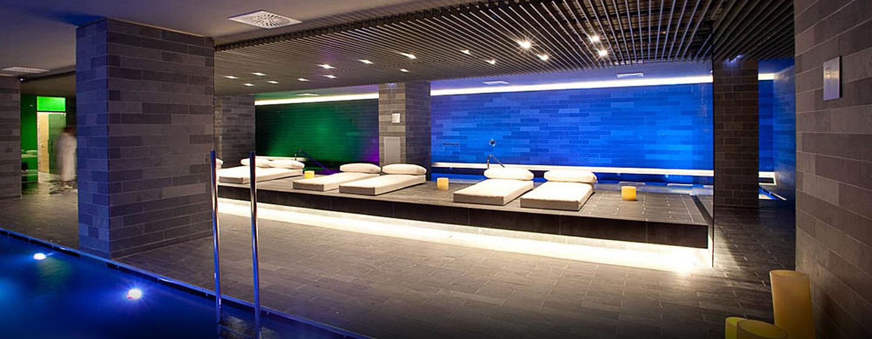 DoubleTree by Hilton Hotel & Conference Center La Mola, Terrassa, España - Piscina del Spa