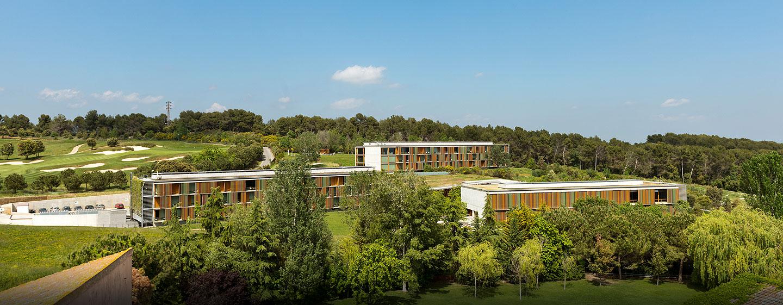 DoubleTree by Hilton Hotel & Conference Center La Mola, Terrassa, España - Vista panorámica