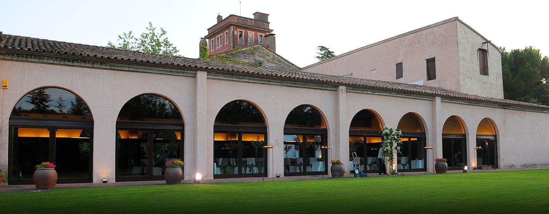 DoubleTree by Hilton Hotel & Conference Center La Mola, Terrassa, España - Exterior del hotel