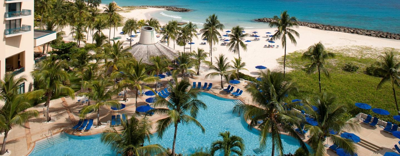Hilton Barbados Resort Hotel - piscinas al aire libre