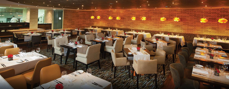 Hilton Bogotá - Restaurante La Ventana