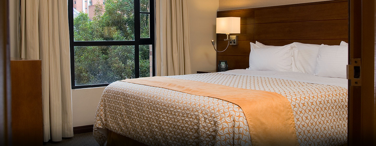 Hotel Embassy Suites by Hilton Bogotá - Rosales - Colombia - Cama king