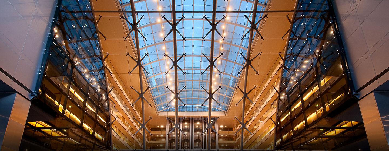 Hilton Buenos Aires, Argentina - Entrada principal del hotel