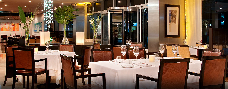 Hilton Buenos Aires, Argentina - El Faro Restaurant