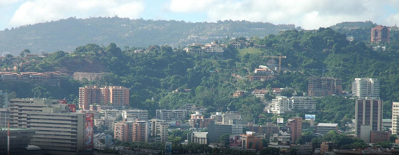Hotel Embassy Suites by Hilton Caracas, Venezuela - Vista desde el hotel
