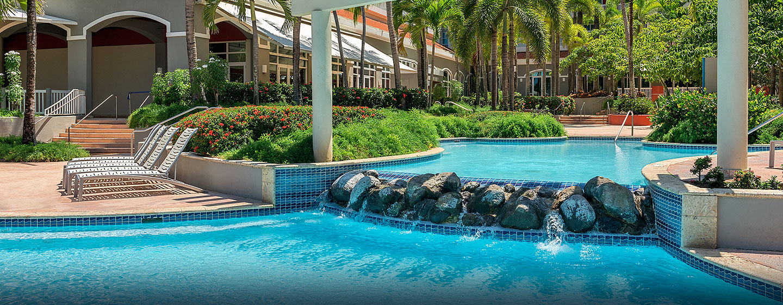 Embassy Suites Dorado Del Mar Beach Resort, Puerto Rico - Piscina