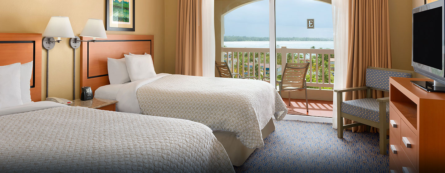 Hotel Embassy Suites Dorado del Mar - Beach & Golf Resort, Puerto Rico - Suite doble