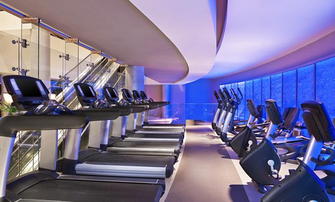 Hotel Diplomat Resort & Spa Hollywood, Curio Collection by Hilton, Florida, E.U. - Gimnasio