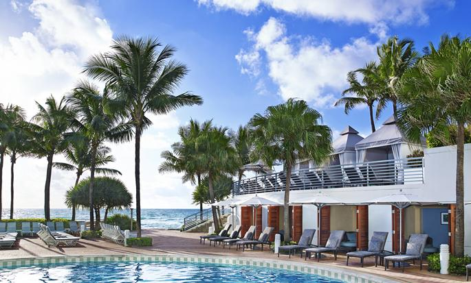Hotel Diplomat Resort & Spa Hollywood, Curio Collection by Hilton, Florida, E.U. - Piscina